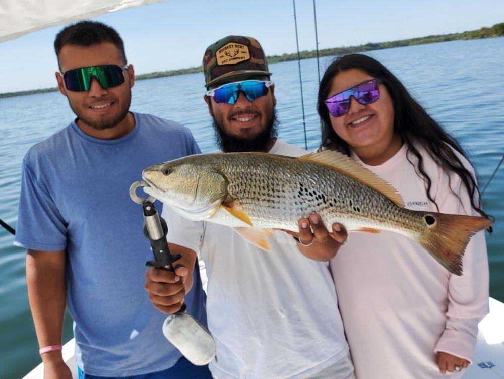 Calaveras Lake Fishing San Antonio