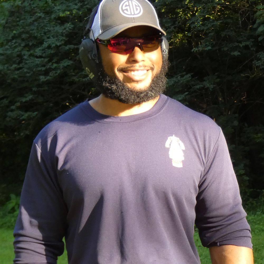 black owned firearms training company in Cincinnati