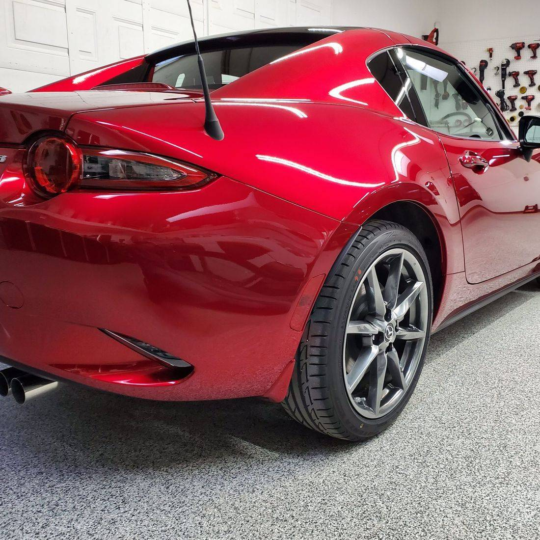 miata ceramic coating mx5