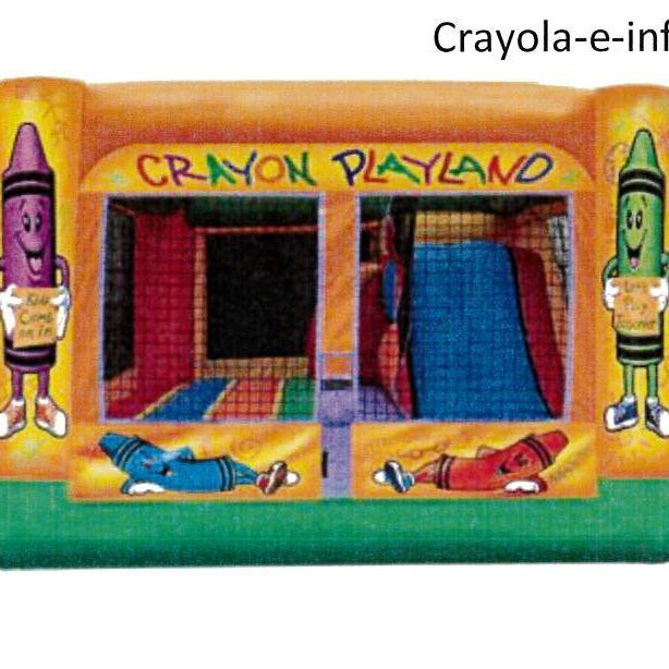 Crayola Play Center 12'x12'