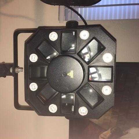 Laser/Strobe/LED