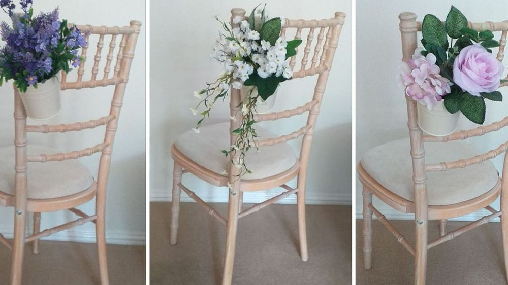 Chiavari Chair Dressing