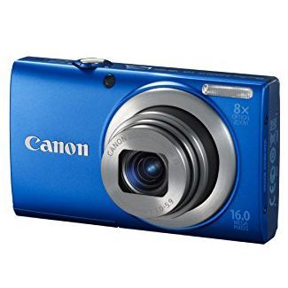 Canon Powershot A4000 Digital Camera