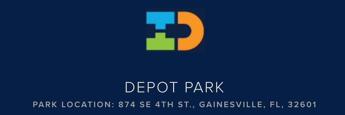 Depot Park - Gainesville, FL