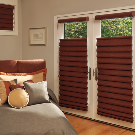 Hunter Douglas offers window treatments in a wide variety of styles, fabrics and colors to match virtually any home decor.