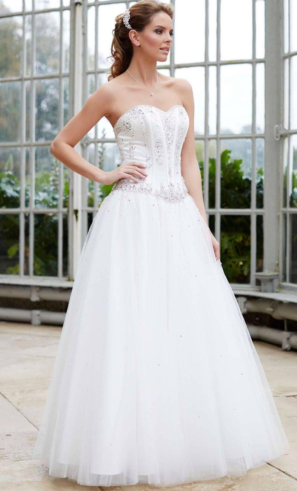 Plus size wedding dress size 20