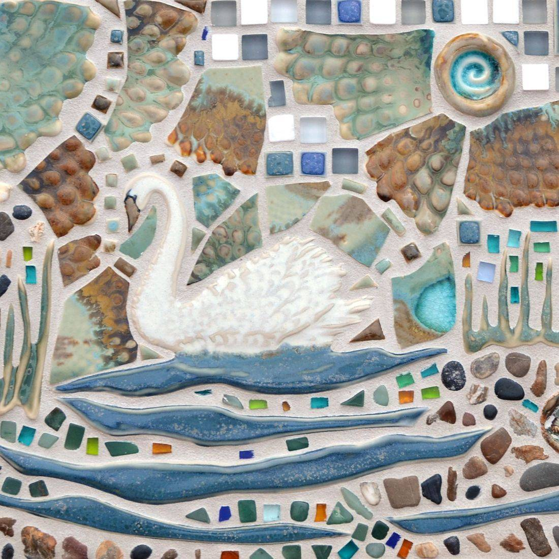 Alberta Hand Made Mosaic Art