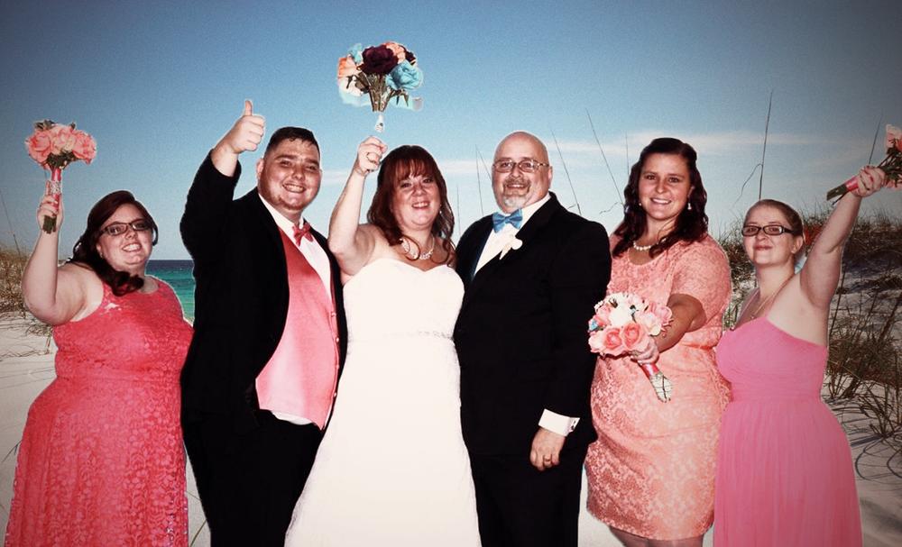 DJ Zac Barr, Wedding, Celebration, Beach Wedding