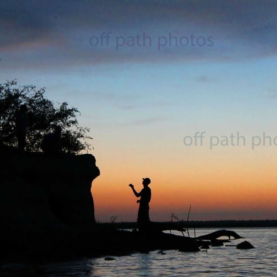 photography, lake, fishing, people, sunset, water, nature, evening, camping, quite