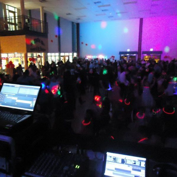 Mr. Productions DJ Service at the Father Daughter Dance at St. Thomas Moore