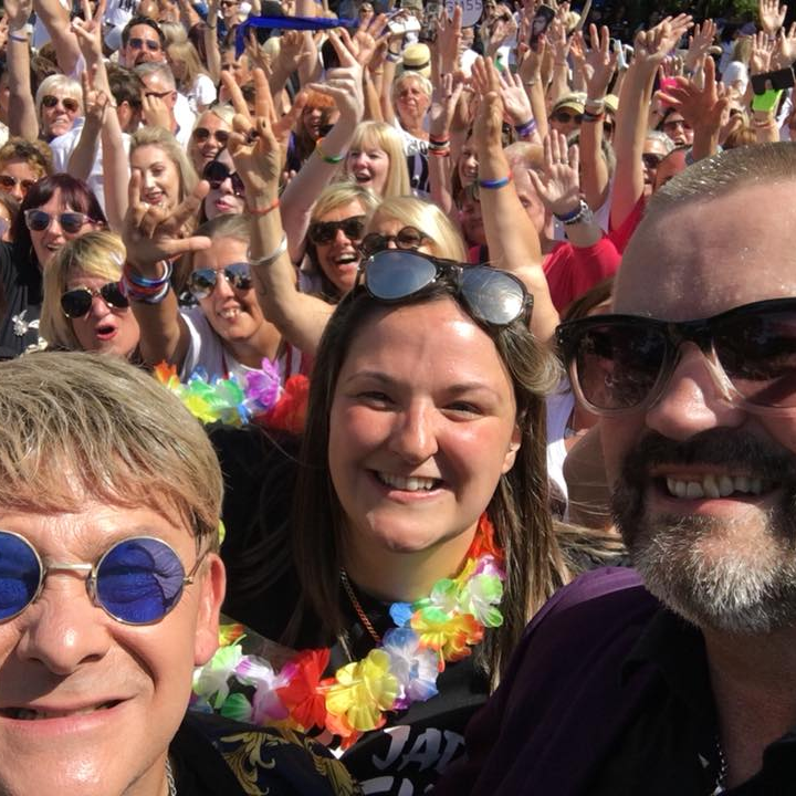 Elton John Tribute act  Andy Crosbie  Rocketman !£