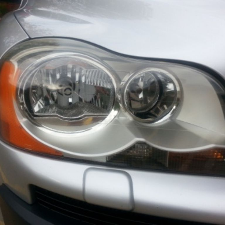 Restore clarity with Headlight Lens Restoration