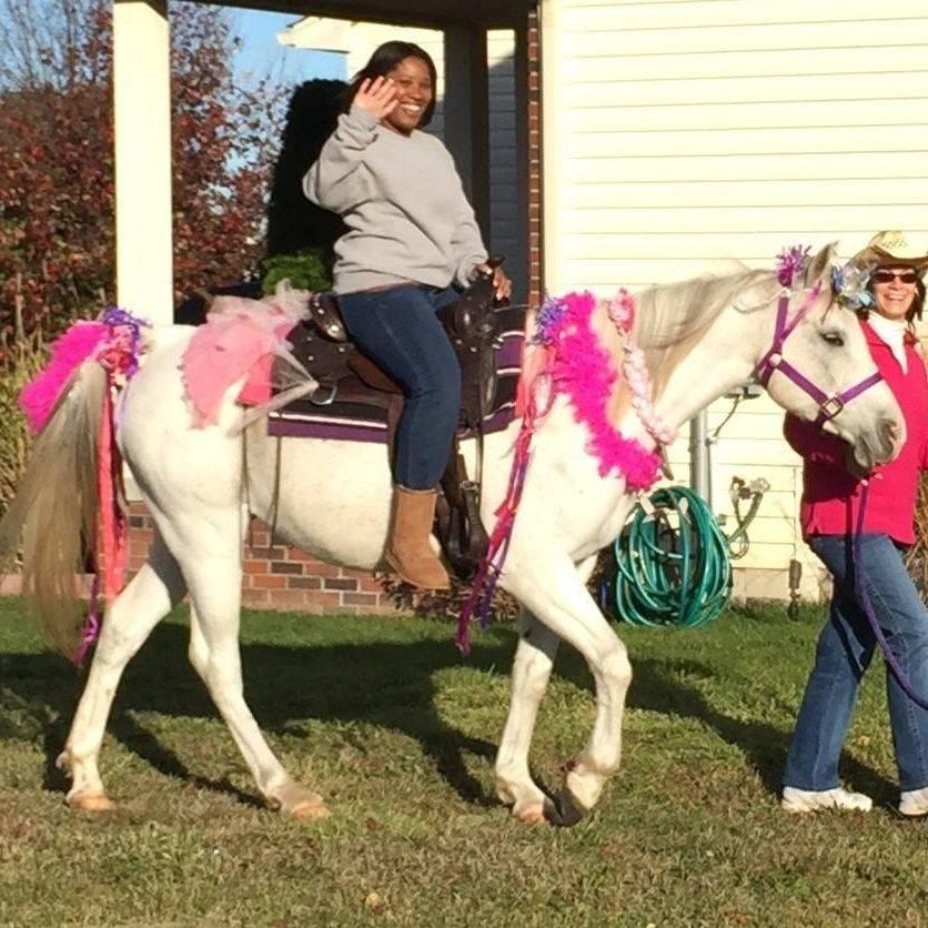 Padreena horse rides