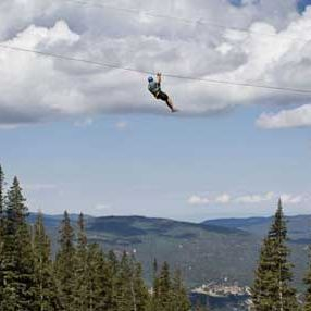 Angel Fire Zipline