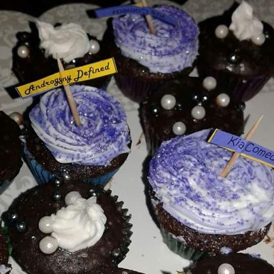 Kia cupcakes