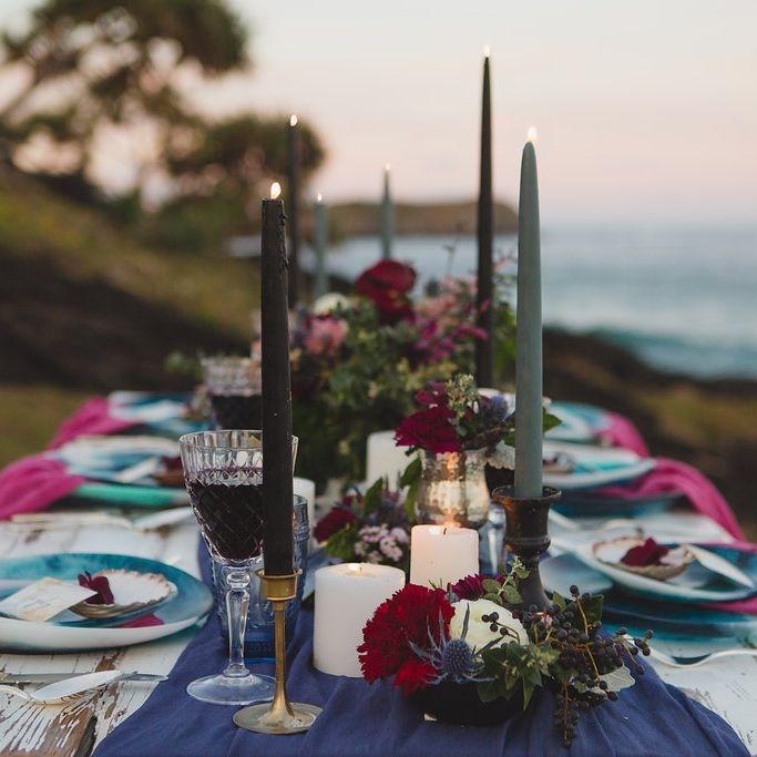 Romantic Wedding Stylist