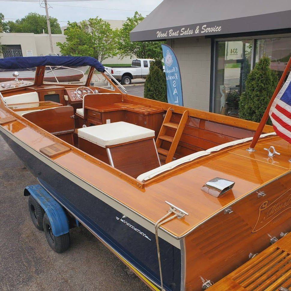 1972 26' Lyman for Sale Lake Geneva, WI