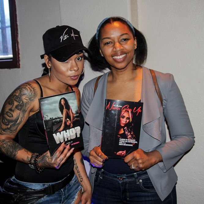 authors Vita ann and TIonna brown