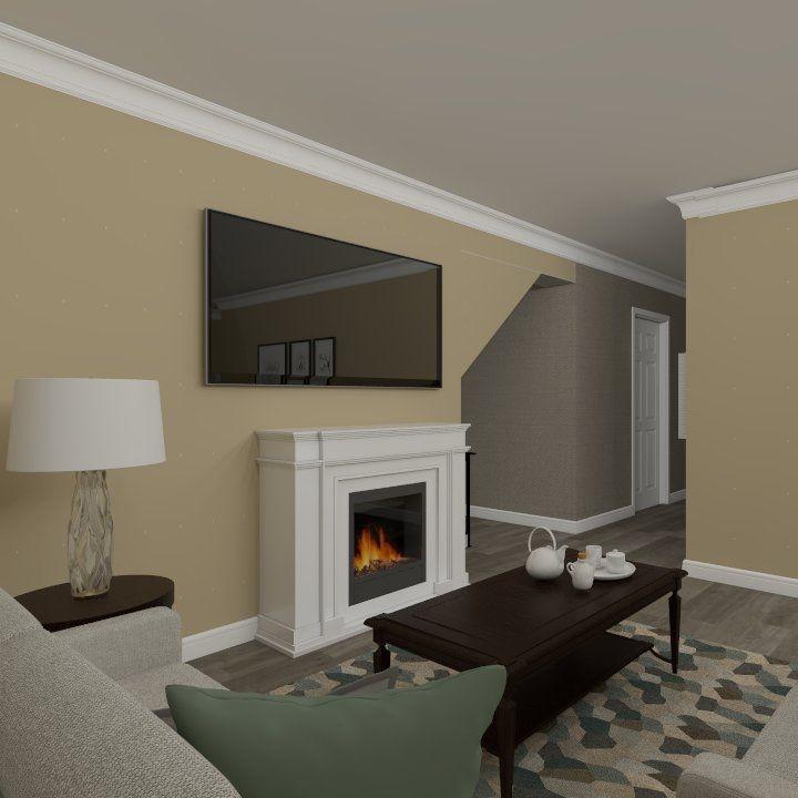 Kitchen, white cabinets, contemporary, interior design