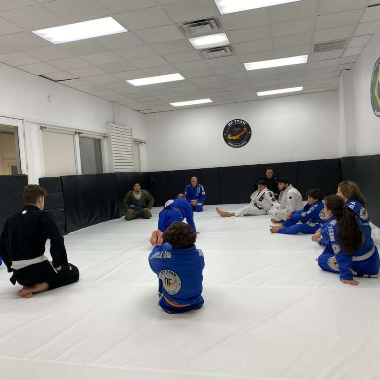 Brazilian jiu Jitsu Kids - DF Fitness Martial Arts Center - Gloucester, MA