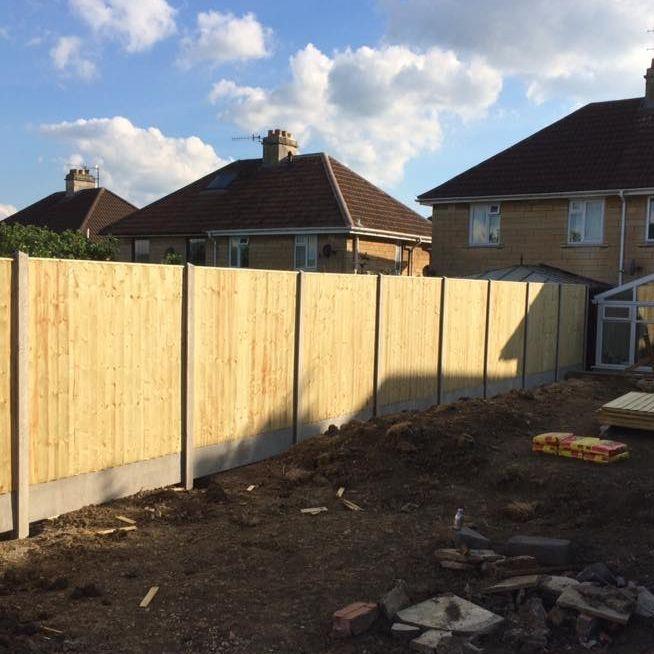 hanham fencing fence