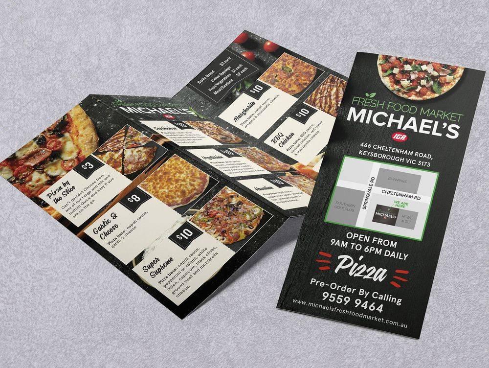 Promotional Flyers, Leaflets, A4 DL Brochures, Bagstuffers