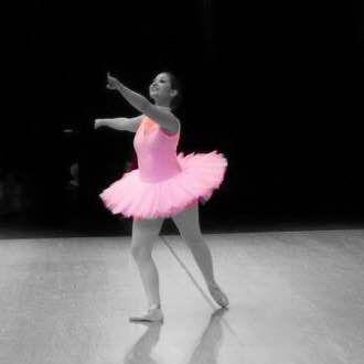 Inland Northwest Ballet dancer Kaiti prepares to dance