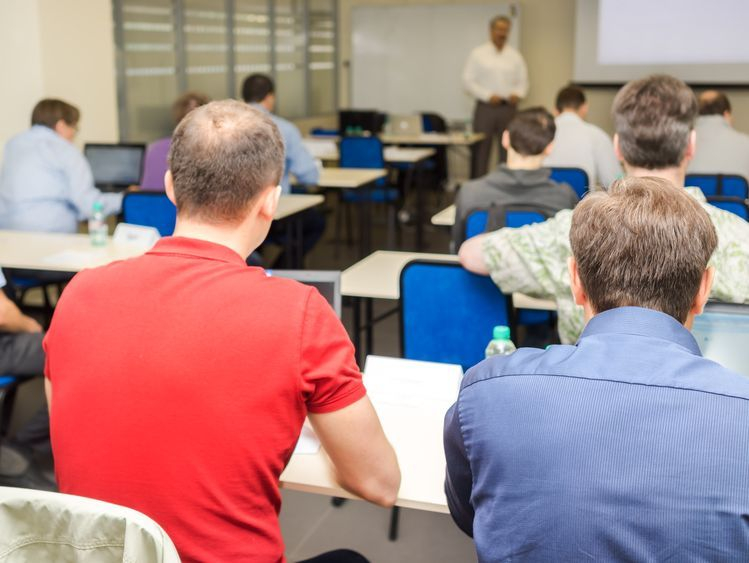 Security pros must get good training