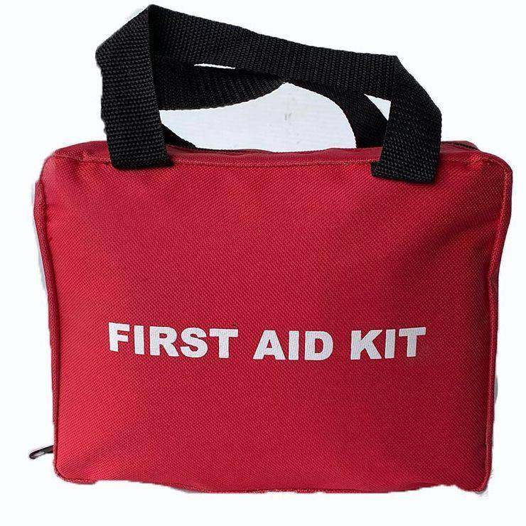 First Aid Kit for Riders - essentials kit