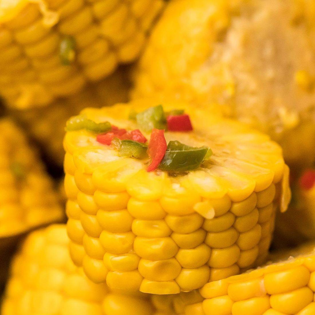 Mix & Blend Catering Chilli Corn on the Cob
