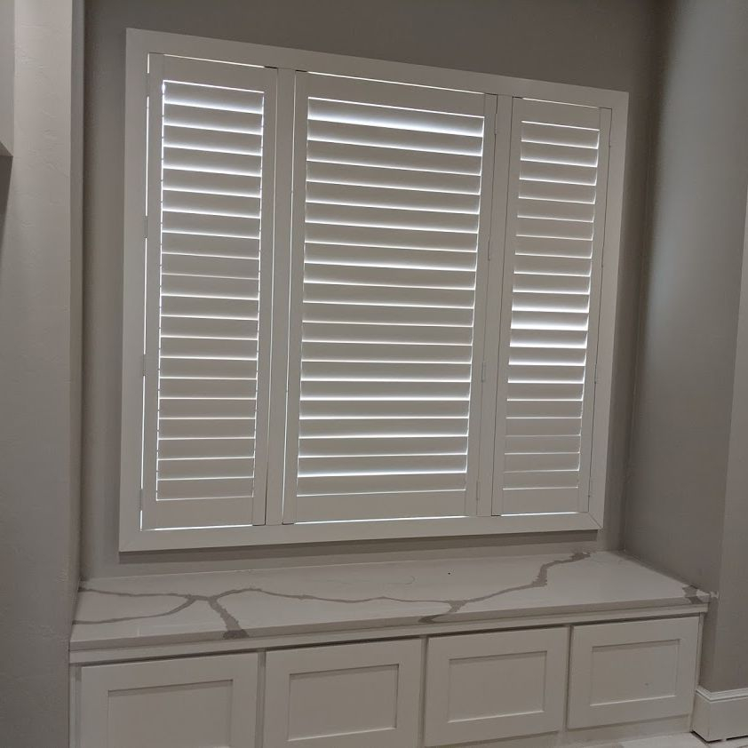 wood blinds in mustang, new homes in yukon