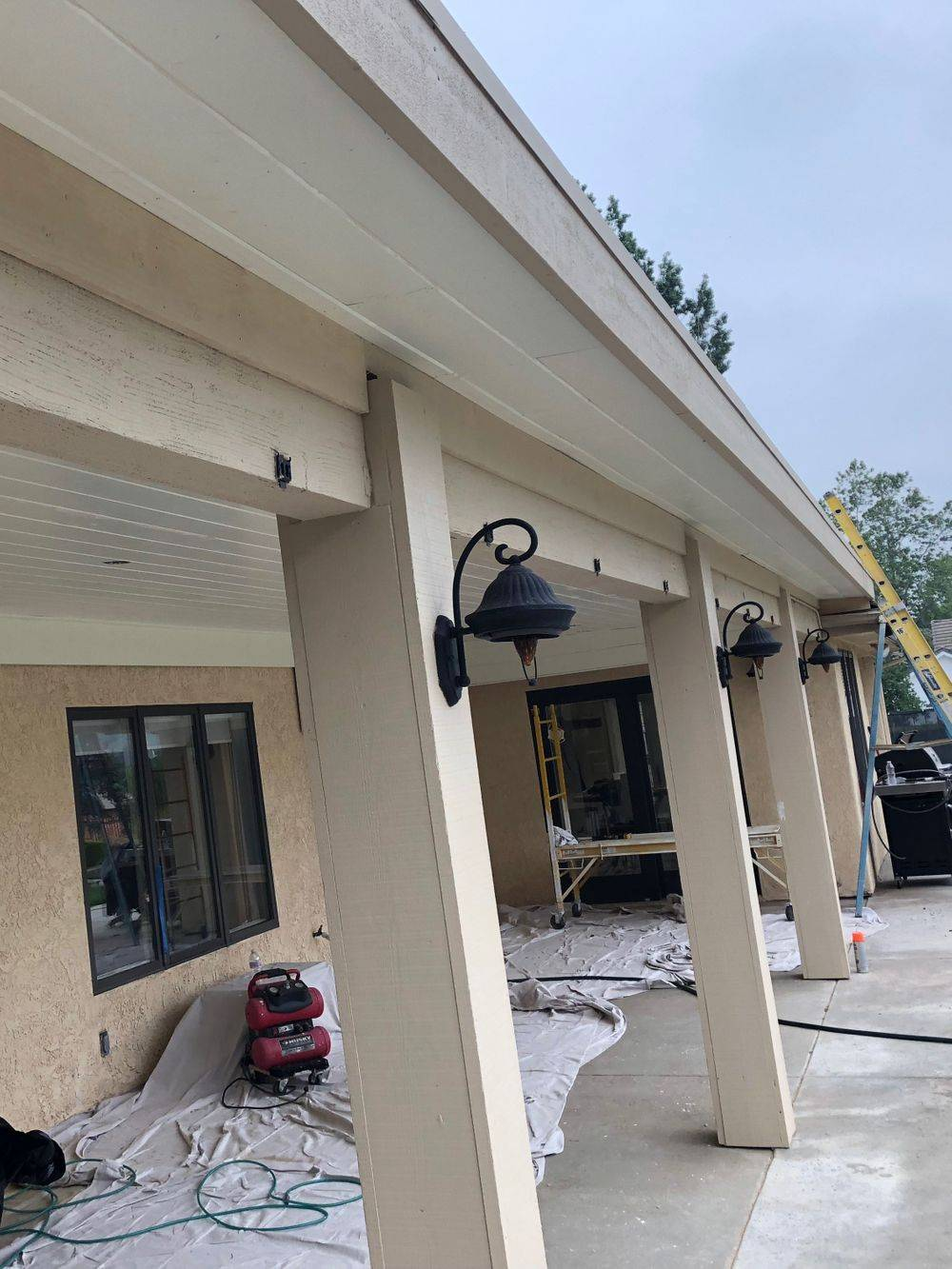 google my business patio cover contractors