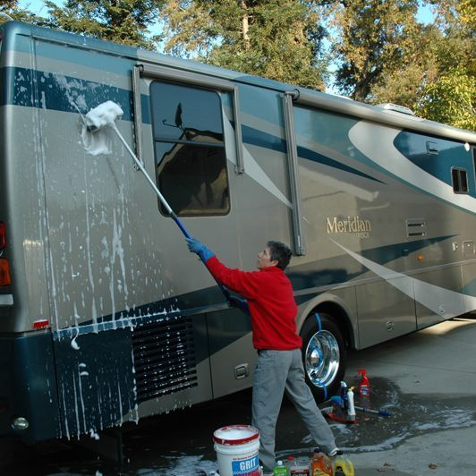 mobile car detailing, rv paint sealant, Gwinnett Auto Appearance