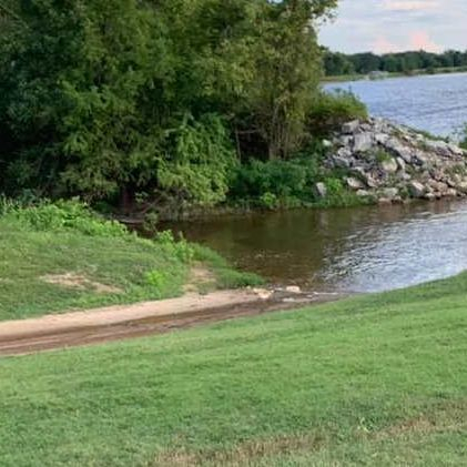 boat ramp, launch, boating, Natchitoches, fishing, parking, river, red river