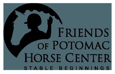 Friends of Potomac Horse Center Logo