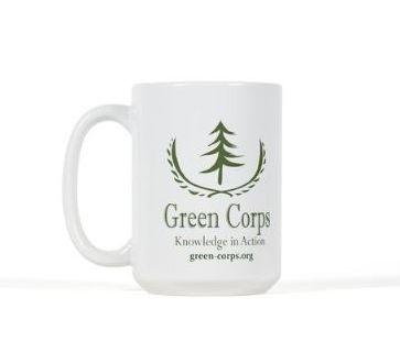 Green Corps Mug