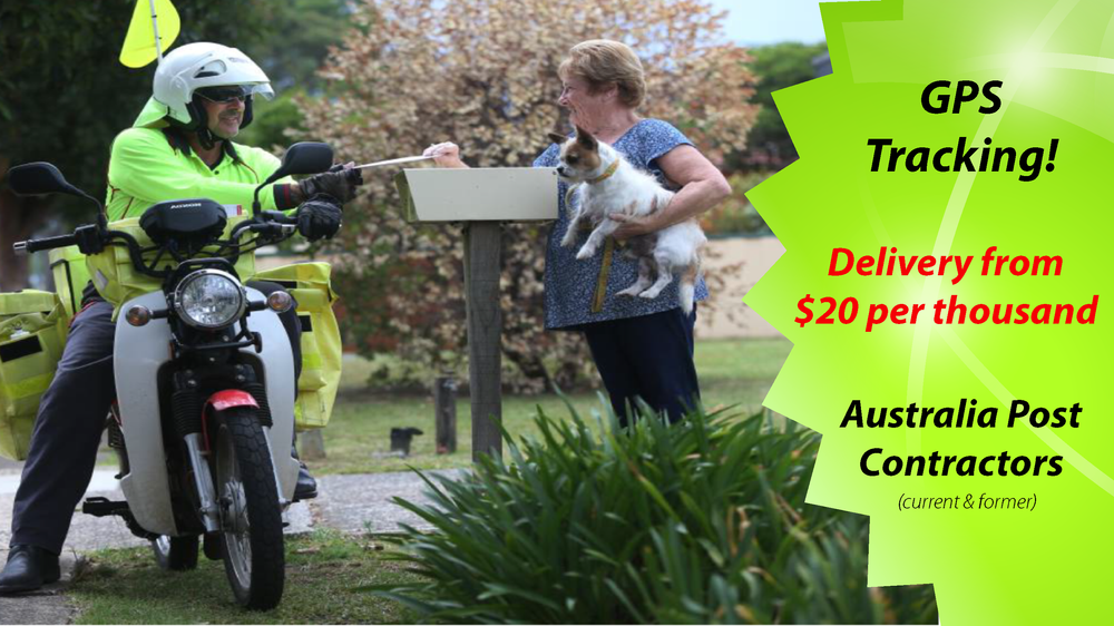 Australias Only 100% Money Back Delivery Guarantee