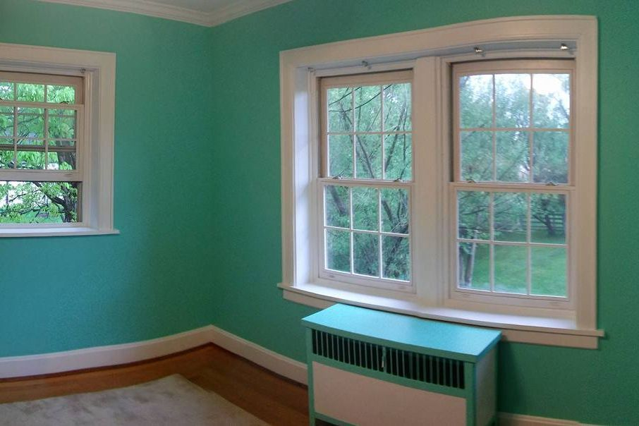custom interior painting Scott Fritz Wall Creations, Cincinnati, Ohio