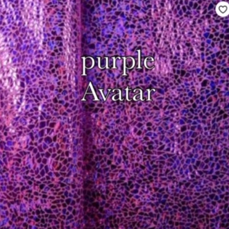 Purple avatar