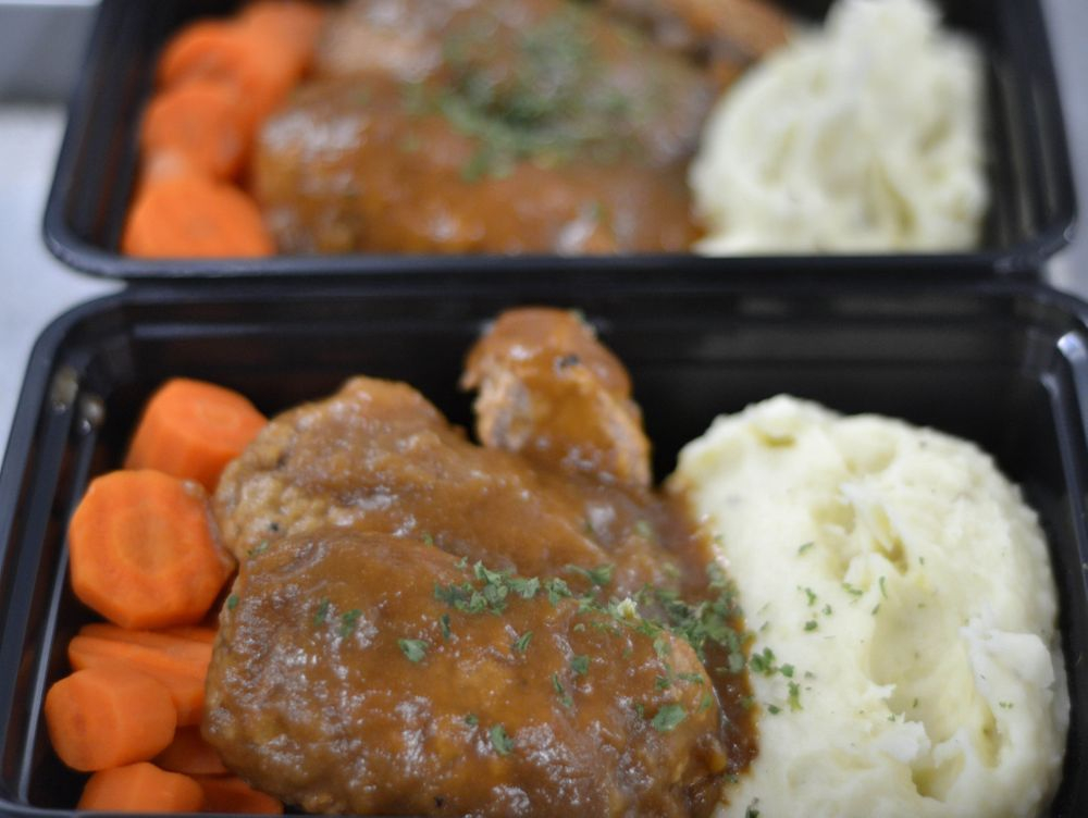 Meatloaf Box Meal
