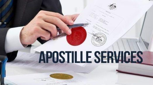 Apostille Service in Edmonton