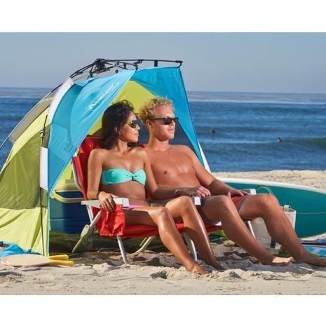 Beach shelter, beach chairs, beach games, weekly rental beach equipment, vacation rentals