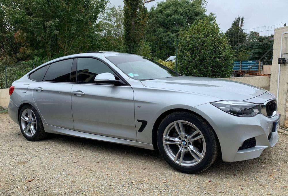 Vitre Teintée BMW Série 3 GT, Quimper, Finistère, Bretagne