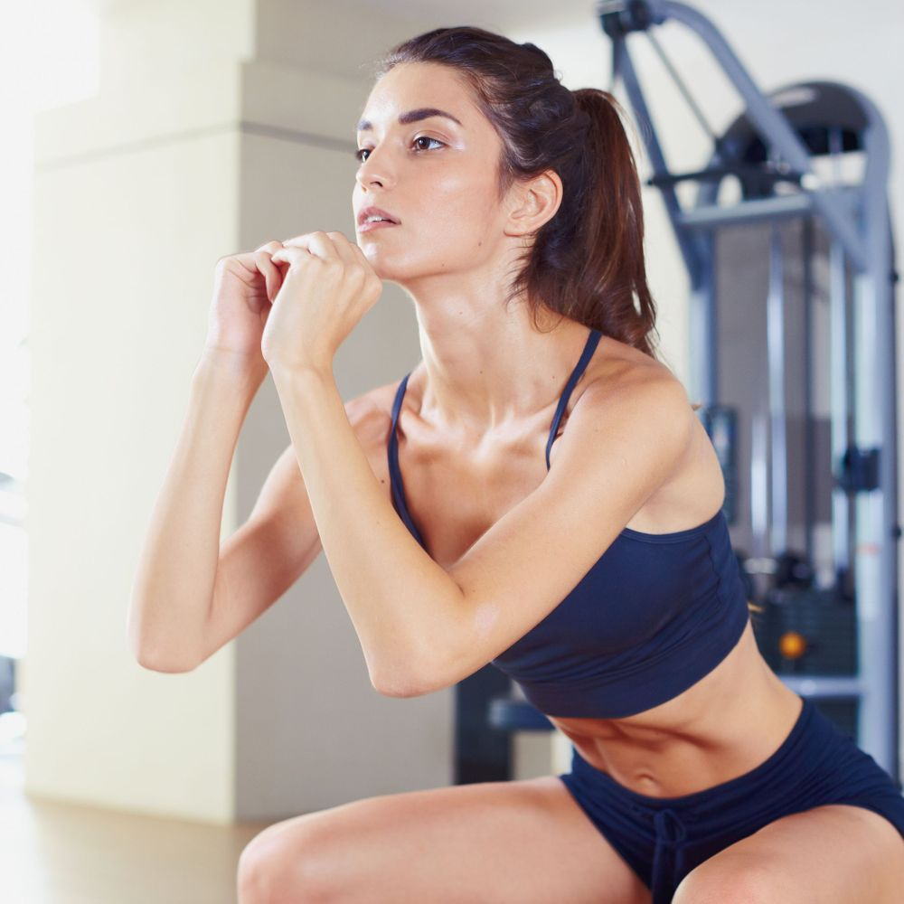 How to get slim and nice legs, bums and tums at home.
