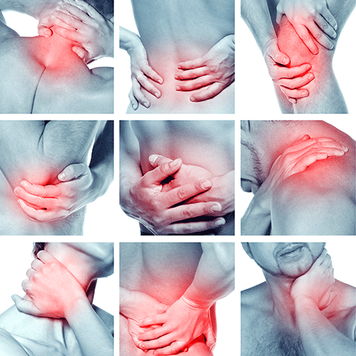 Massage Techniques, Muscle Pain, Muscle Strain, Sprain, Sports Injury, Orthopedic
