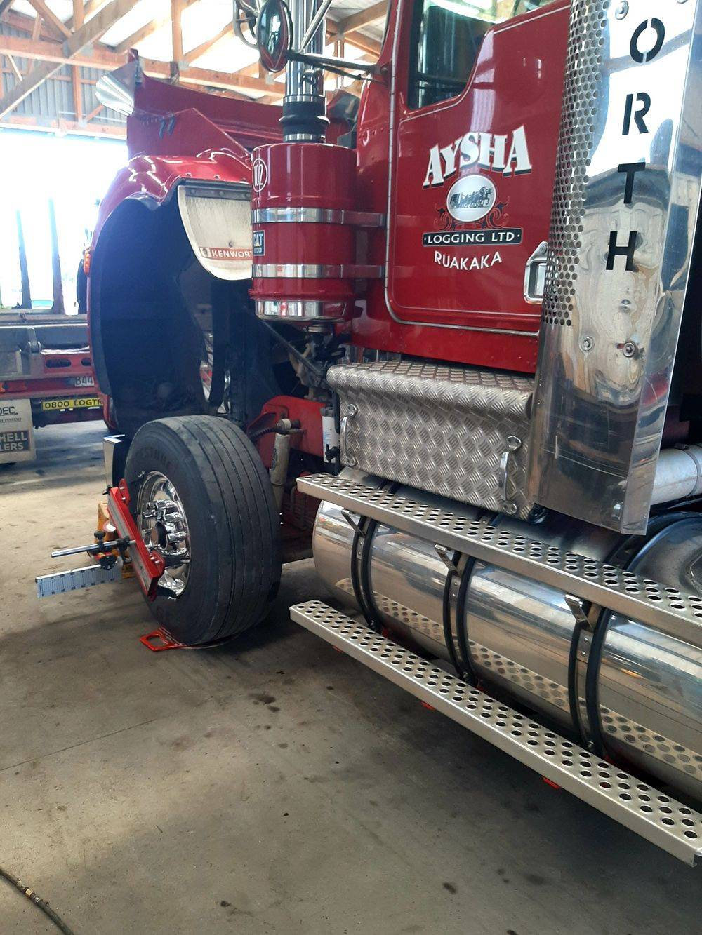 Mobile Wheel Alignment Ruakaka, Whangarei