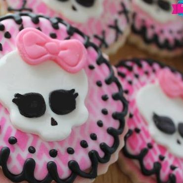 Monster High Cookies Milwaukee