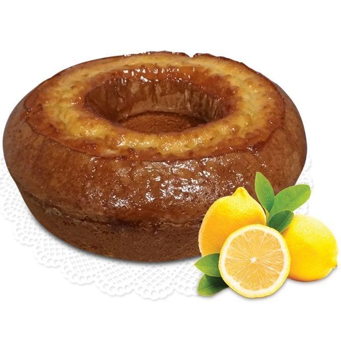 Zitronen Napfkuchen