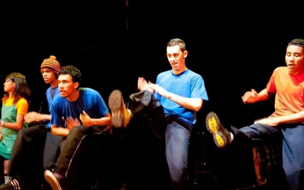 body percussion arcugnano vicenza
