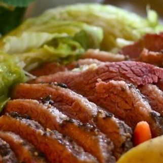 St. Patrick's Day Catering Corned Beef